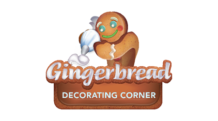 Gingerbread Decorating Corner