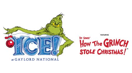 ICE! featuring Dr. Seuss' How The Grinch Stole Christmas!